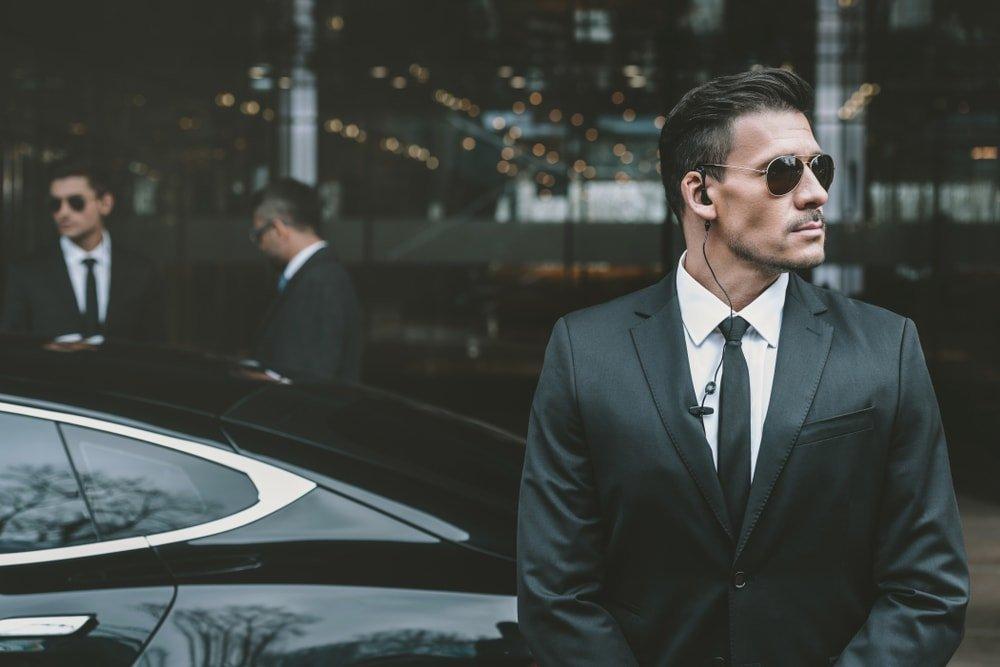 Private Bodyguard London