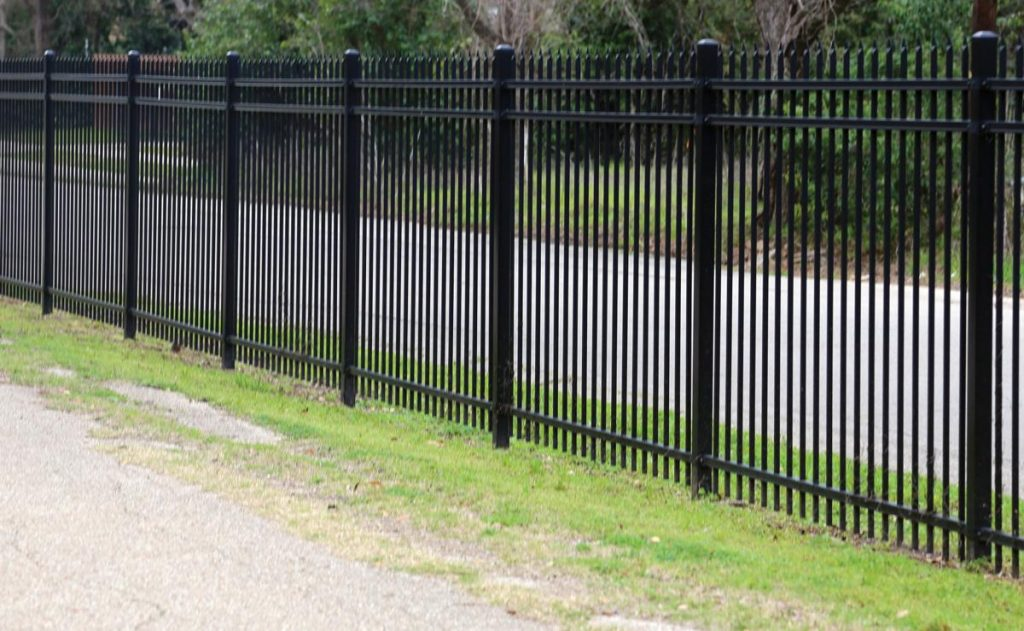 Fence Company in The Woodlands